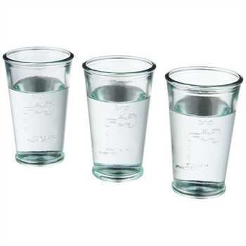 Ford 3 teiliges Recycling Glas Set