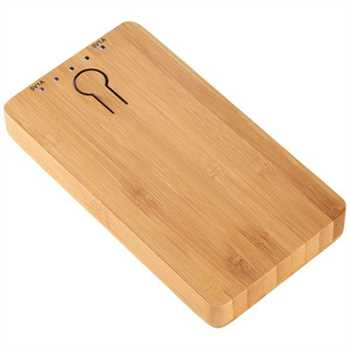 Powerbank 5000 Bamboo
