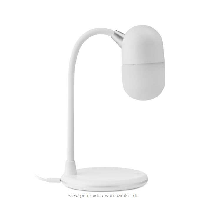 Capusla LED Lampe mit Ladestation